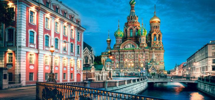 Saint-Pétersbourg, la Venise du Nord