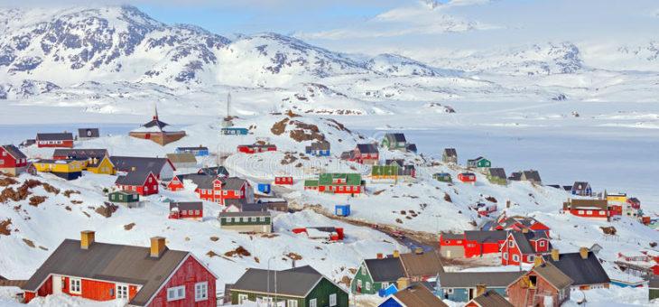 Aller à la découverte de Groenland
